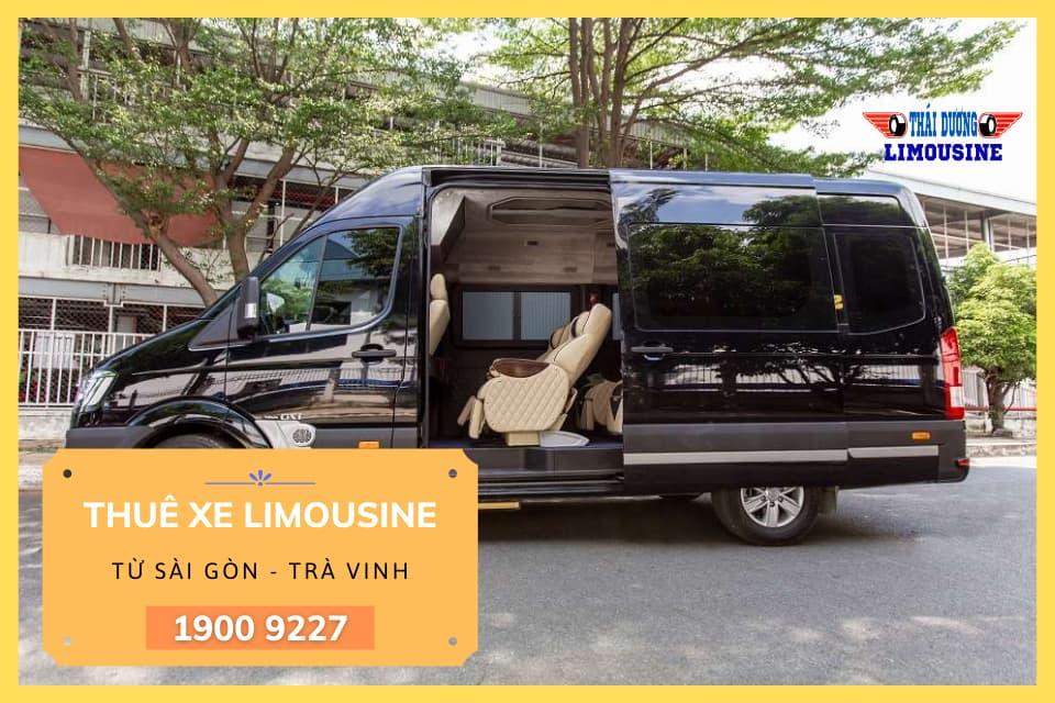 Limousine - Phương tiện di chuyển từ Sài Gòn đến Trà Vinh