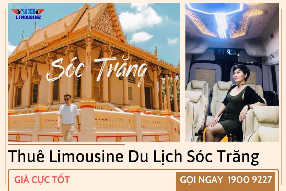 Thuê xe Limousine du lịch Sóc Trăng
