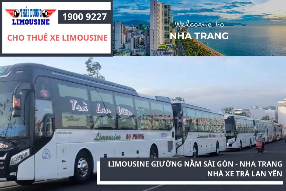 Trà Lan Yên nhà xe đi Nha Trang