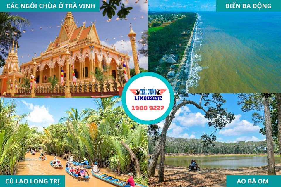 Những địa điểm du lịch đặc sắc ở Trà Vinh