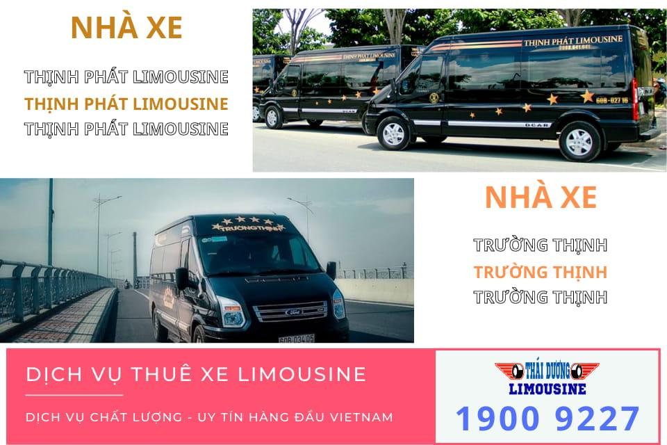 Nhà xe Thịnh Phát Limousine và Trường Thịnh