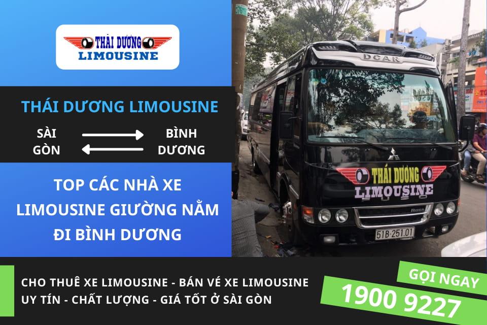 Nhà xe Thái Dương Limousine