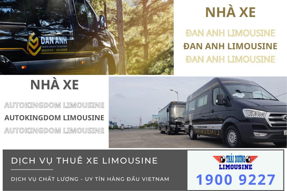 Nhà xe Đan Anh Limousine