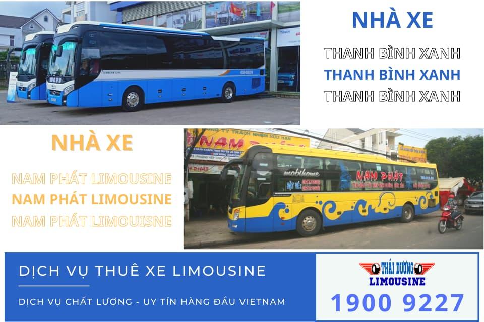 Nhà xe Limousine Thanh Bình Xanh