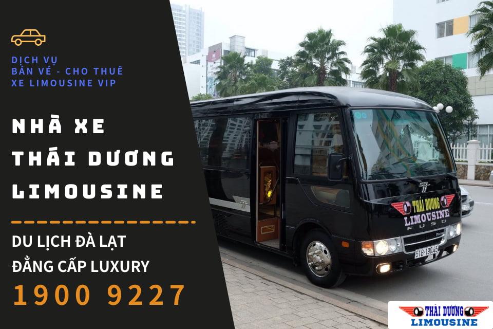 Thái Dương Limousine cho thuê xe Limousine