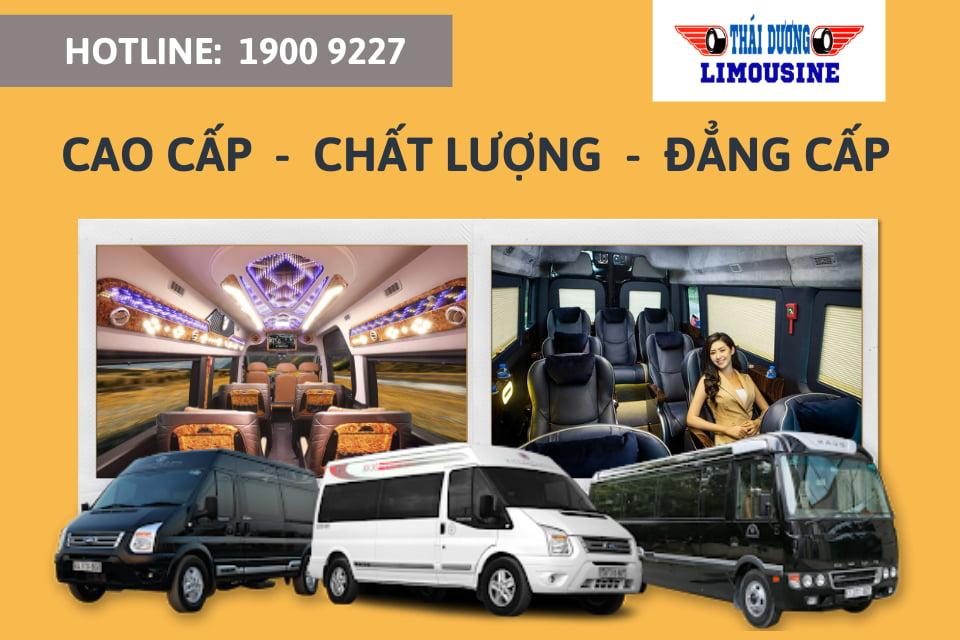 Thuê xe limousine lễ 30/4 với các chương trình ưu đãi